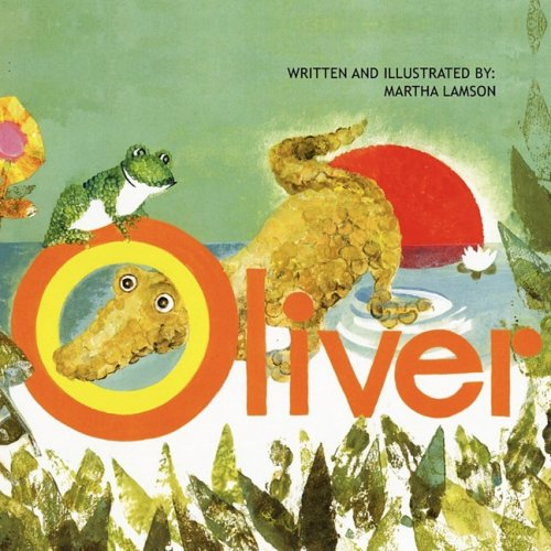 Oliver  2008 edition cover