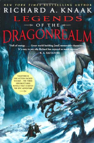 Legends of the Dragonrealm   2009 edition cover