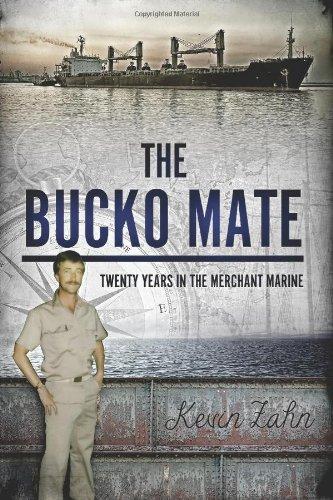 Bucko Mate: Twenty Years in the Merchant Marine  N/A 9781492788003 Front Cover