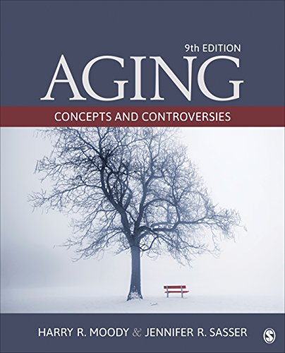 Aging Concepts and Controversies 9th 2018 9781506328003 Front Cover