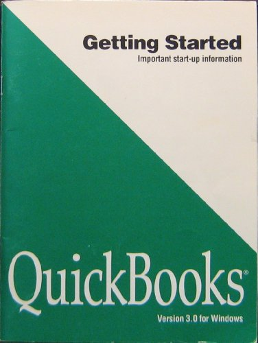 QUICKBOOKS STUDENT LEARNING GU N/A 9781573380003 Front Cover