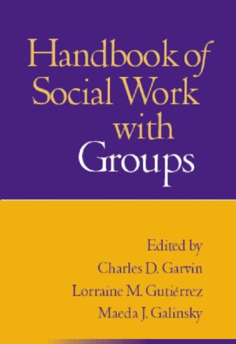 Handbook of Social Work with Groups   2004 edition cover