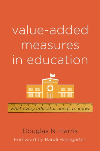 Value-Added Measures in Education What Every Educator Needs to Know  2011 edition cover