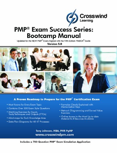 PMP EXAM SUCCESS SERIES-W/ACCE N/A edition cover