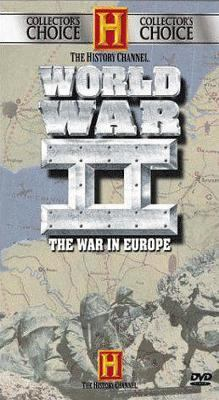 The History Channel - Collector's Choice - World War II - The War in Europe System.Collections.Generic.List`1[System.String] artwork