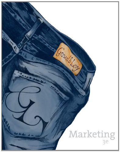 Marketing  3rd 2012 edition cover