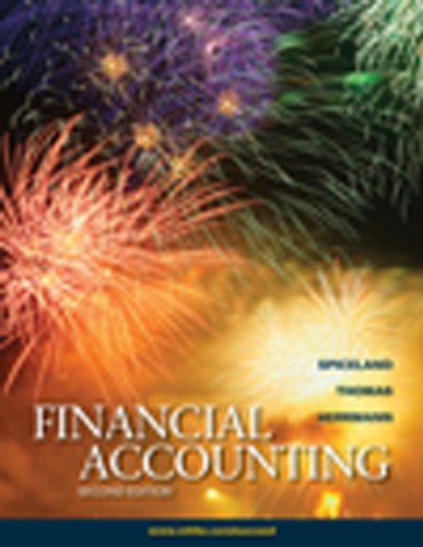 Financial Accounting with Connect Plus  2nd 2011 edition cover