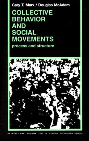 Collective Behavior and Social Movements Process and Structure  1994 edition cover