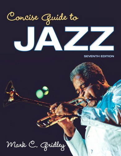 Concise Guide to Jazz  7th 2014 edition cover