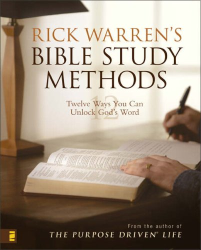 Bible Study Methods Twelve Ways You Can Unlock God's Word  2006 edition cover