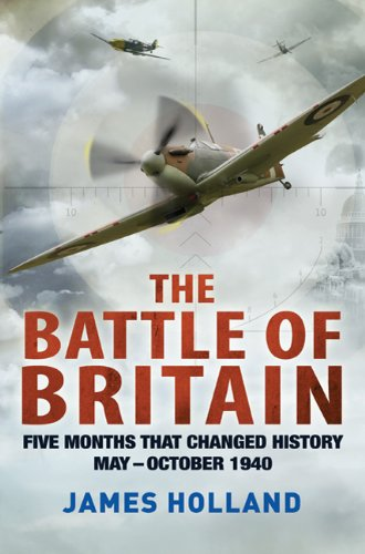 Battle of Britain Five Months That Changed History; May-October 1940  2011 edition cover