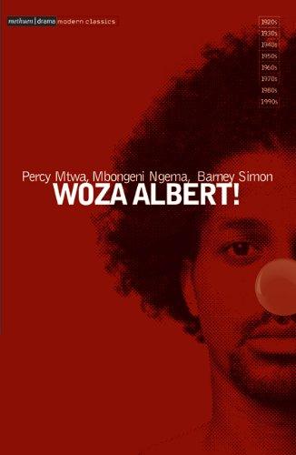 Woza Albert!   2003 edition cover