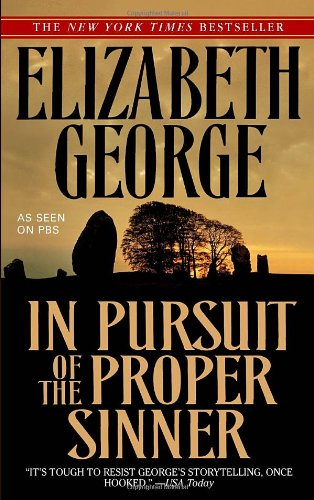 In Pursuit of the Proper Sinner  N/A 9780553386004 Front Cover