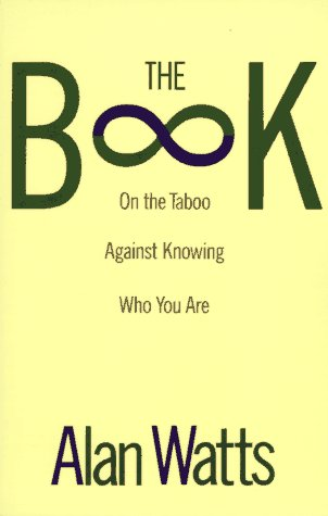 Book On the Taboo Against Knowing Who You Are N/A edition cover
