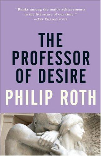 Professor of Desire  N/A edition cover