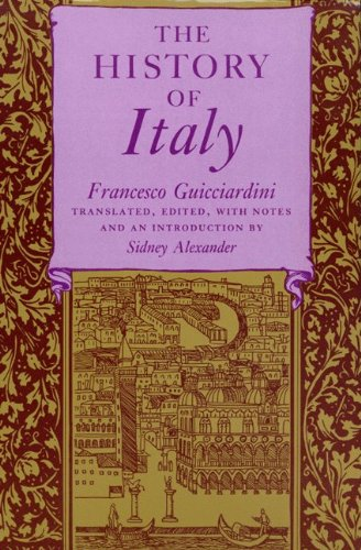 History of Italy   1984 edition cover