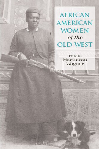 African American Women of the Old West   2007 edition cover