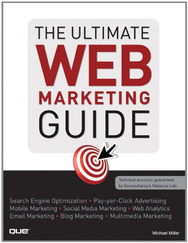 Ultimate Web Marketing Guide   2011 (Guide (Instructor's)) edition cover