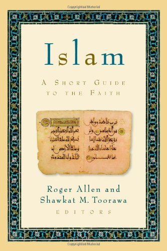 Islam A Short Guide to the Faith  2010 edition cover