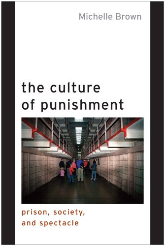 Culture of Punishment Prison, Society, and Spectacle  2009 edition cover