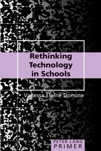 Rethinking Technology in Schools   2009 edition cover