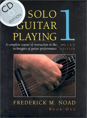 Solo Guitar Playing 3rd (Revised) 9780825694004 Front Cover