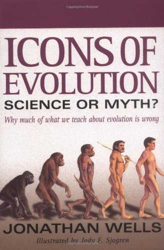 Icons of Evolution Science or Myth? Why Much of What We Teach about Evolution Is Wrong N/A edition cover