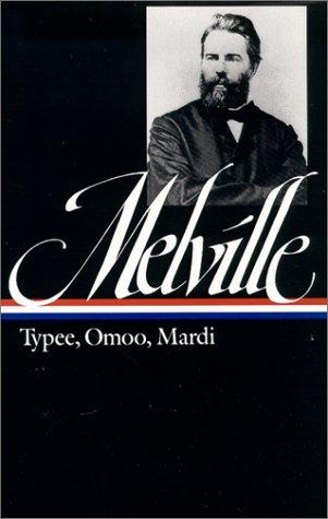 Typee, Omoo, Mardi   1982 edition cover