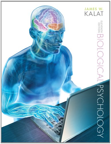 Biological Psychology  11th 2013 edition cover