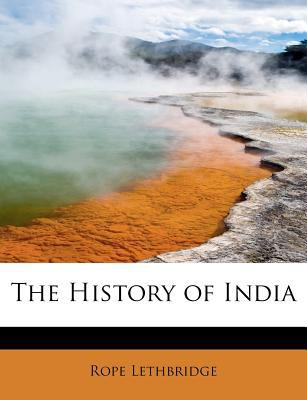 History of Indi  N/A 9781115185004 Front Cover