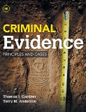 Criminal Evidence: Principles and Cases  2015 edition cover