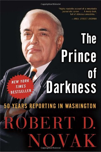 Prince of Darkness 50 Years Reporting in Washington  2007 edition cover