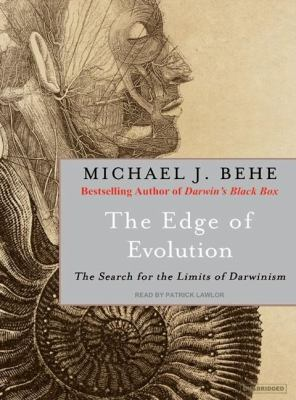 The Edge of Evolution: The Search for the Limits of Darwinism, Library Edition  2007 edition cover