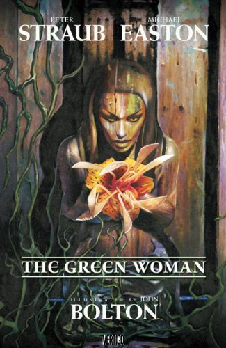 Green Woman   2010 9781401211004 Front Cover