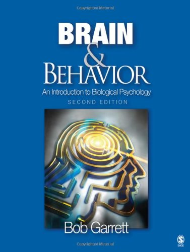 Brain and Behavior An Introduction to Biological Psychology 2nd 2009 edition cover