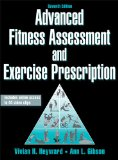Advanced Fitness Assessment and Exercise Prescription:   2014 edition cover