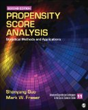 Propensity Score Analysis Statistical Methods and Applications 2nd 2015 edition cover