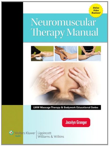 Neuromuscular Therapy Manual   2011 edition cover