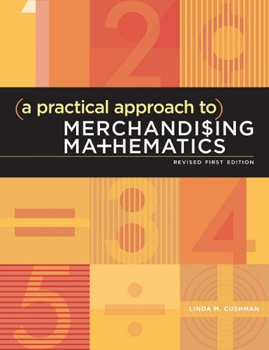 Practical Approach to Merchandising Mathematics   2011 (Revised) edition cover