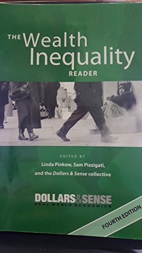 Wealth Inequality Reader 4th Edition N/A edition cover