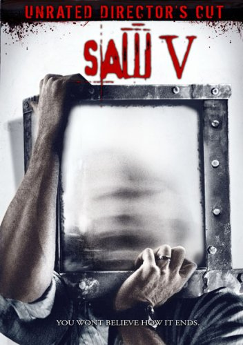 Saw V: Director's Cut (Unrated) System.Collections.Generic.List`1[System.String] artwork