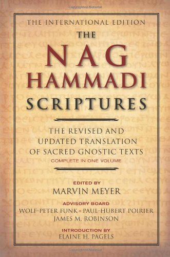 Nag Hammadi Scriptures The Translation of Sacred Gnostic Texts  2008 (Revised) edition cover