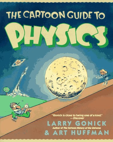 Cartoon Guide to Physics   1990 edition cover