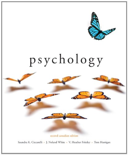 Psychology  2nd 2013 9780132881005 Front Cover