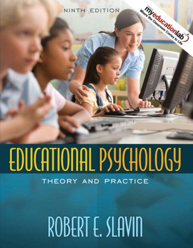 Educational Psychology Theory and Practice 9th 2009 edition cover