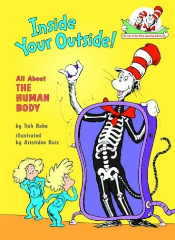 Inside Your Outside! All about the Human Body  2003 9780375811005 Front Cover