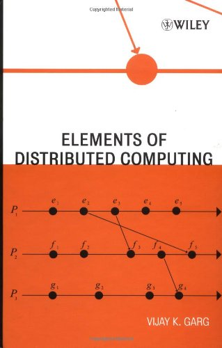 Elements of Distributed Computing   2002 edition cover