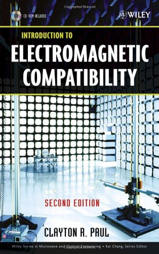Introduction to Electromagnetic Compatibility  2nd 2006 (Revised) edition cover