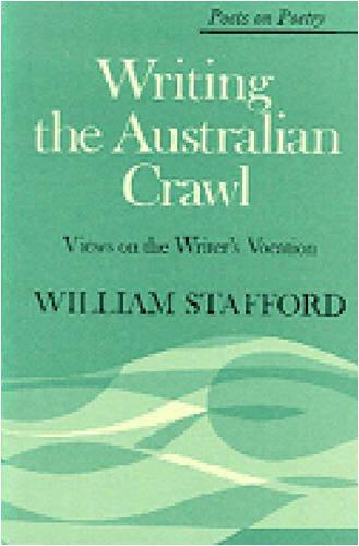 Writing the Australian Crawl   1978 edition cover