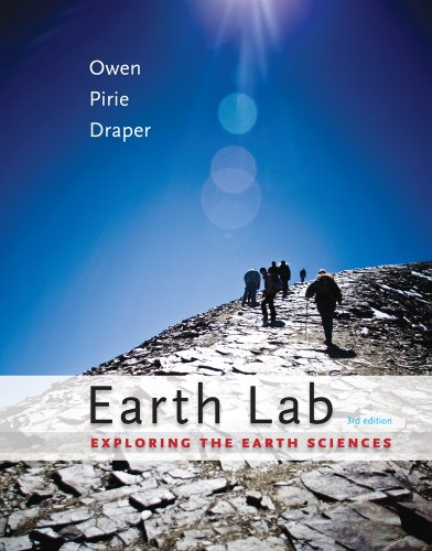Earth Lab Exploring the Earth Sciences 3rd 2011 edition cover